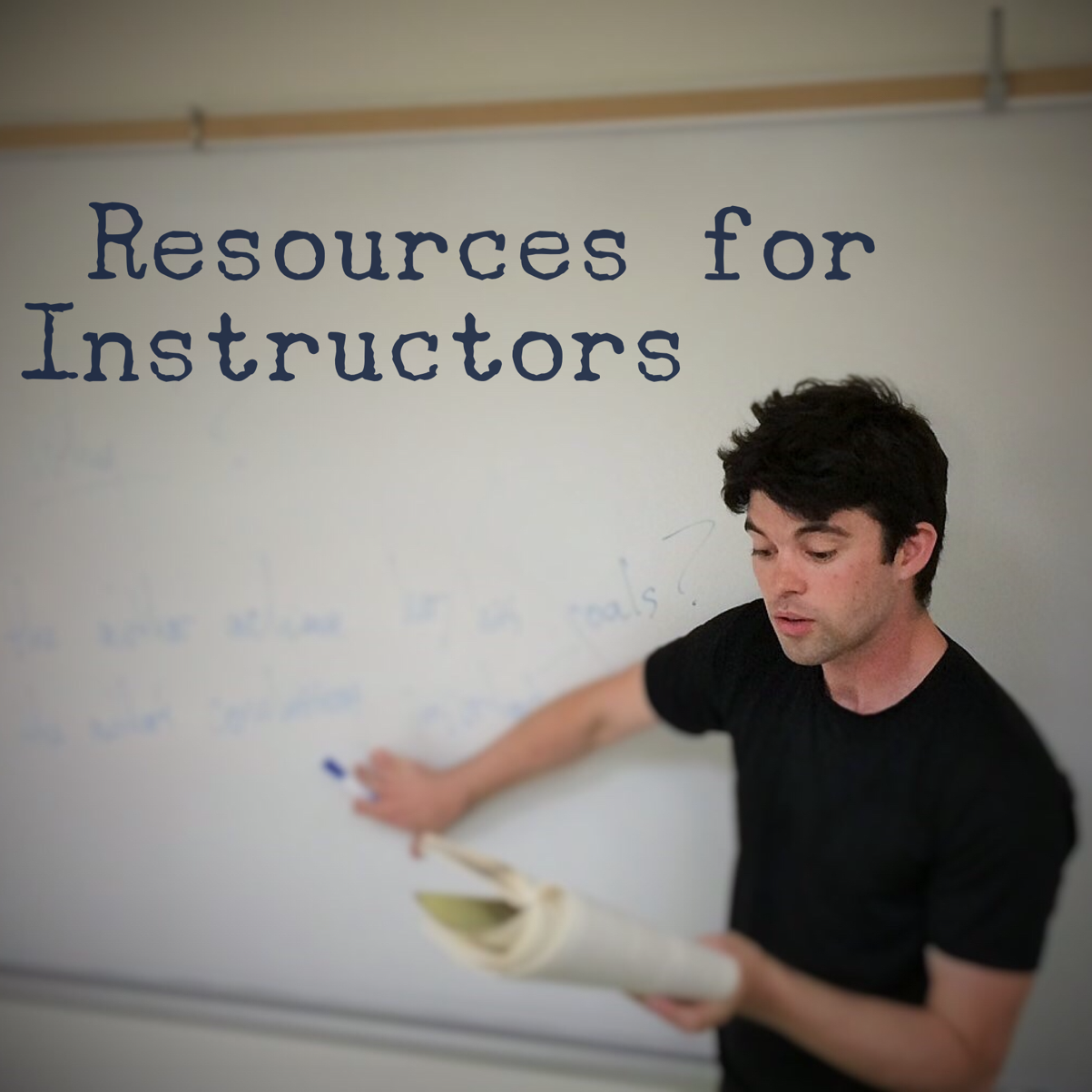 Resources for Instructors Button Click Here