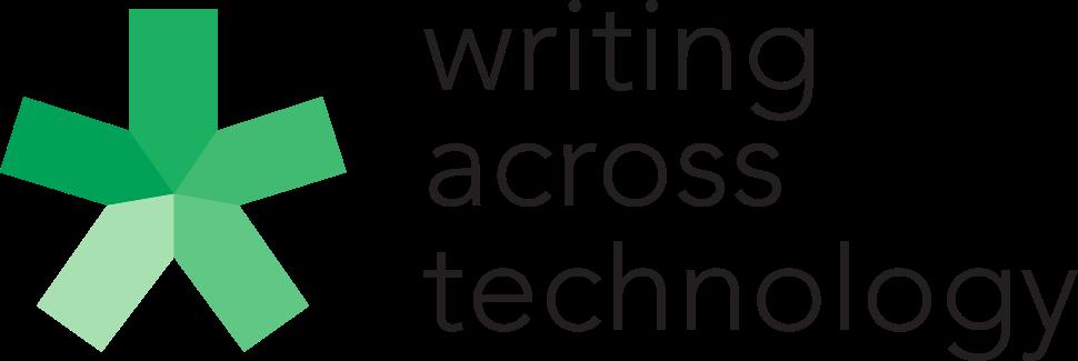 Green asterisk representing Writing Across Technology