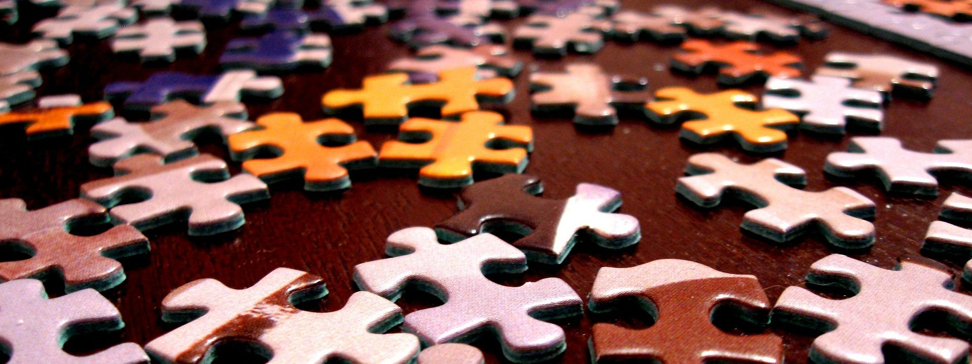An image link of jigsaw pieces - click here for problem-solving resources